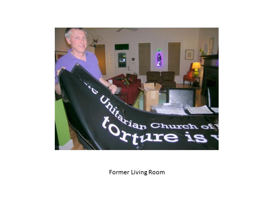 Former Living Room