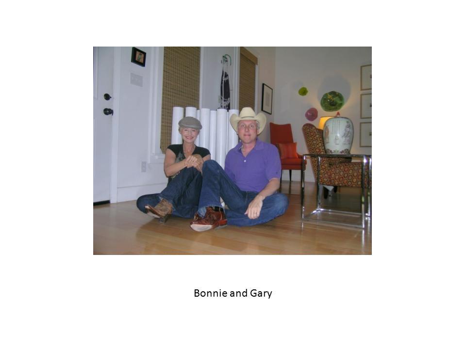 Bonnie and Gary