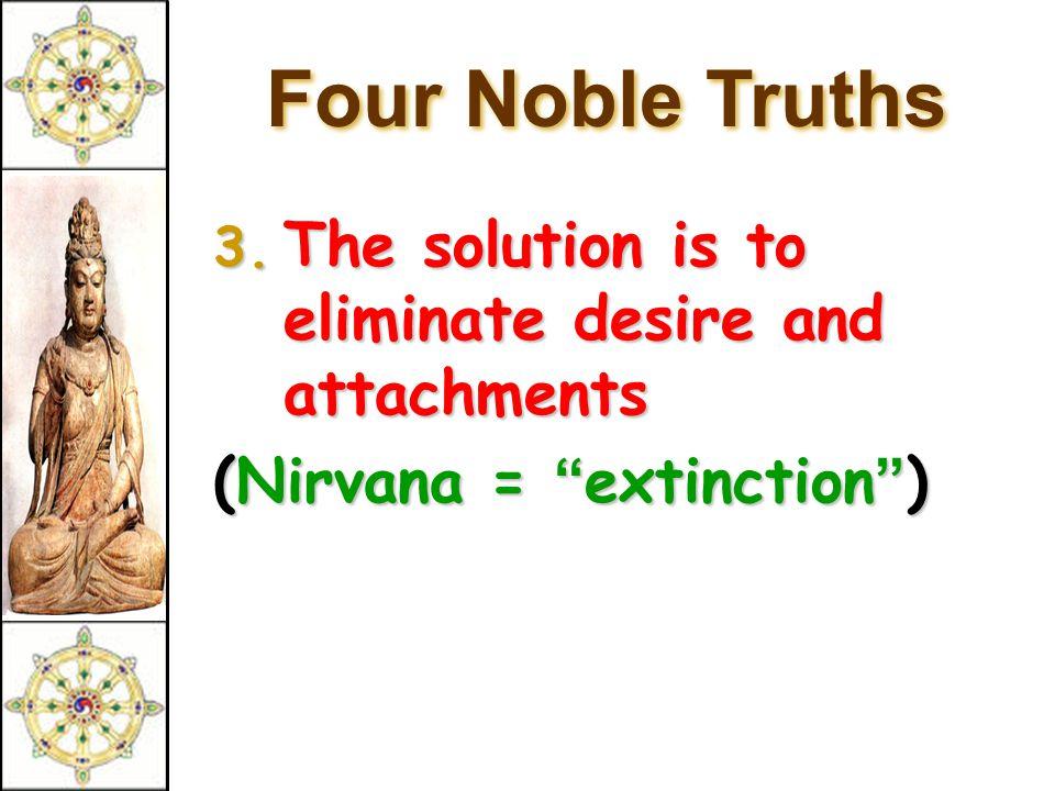 Four Noble Truths 3.