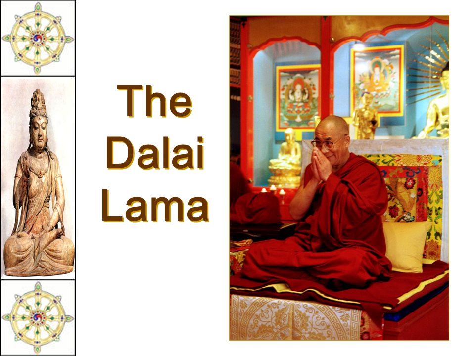 Tibetan Buddhism  Developed in Tibet  A mix of Theravada and Mahayana.