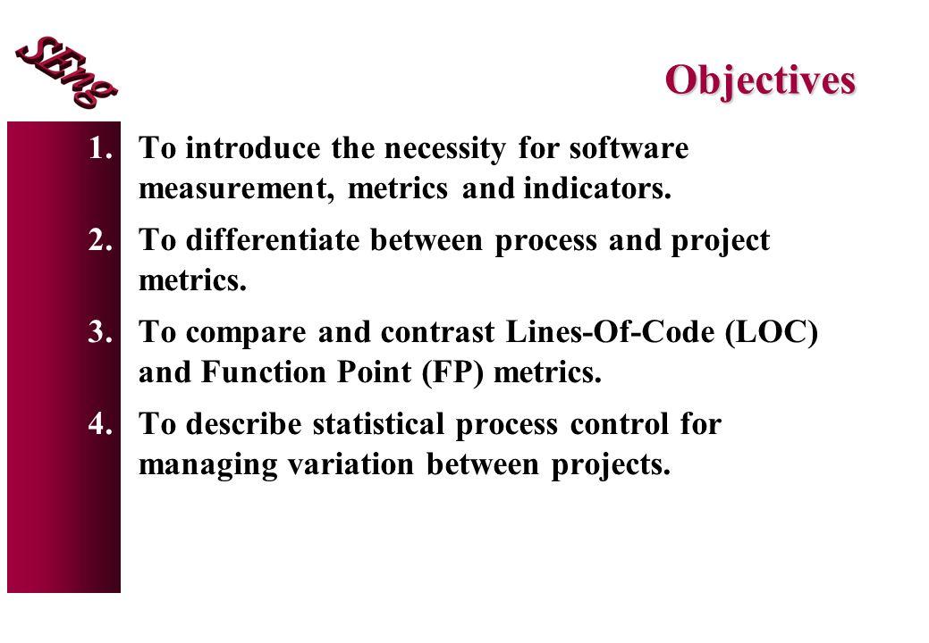 Measurement & Metrics Against: Collecting metrics is too hard...