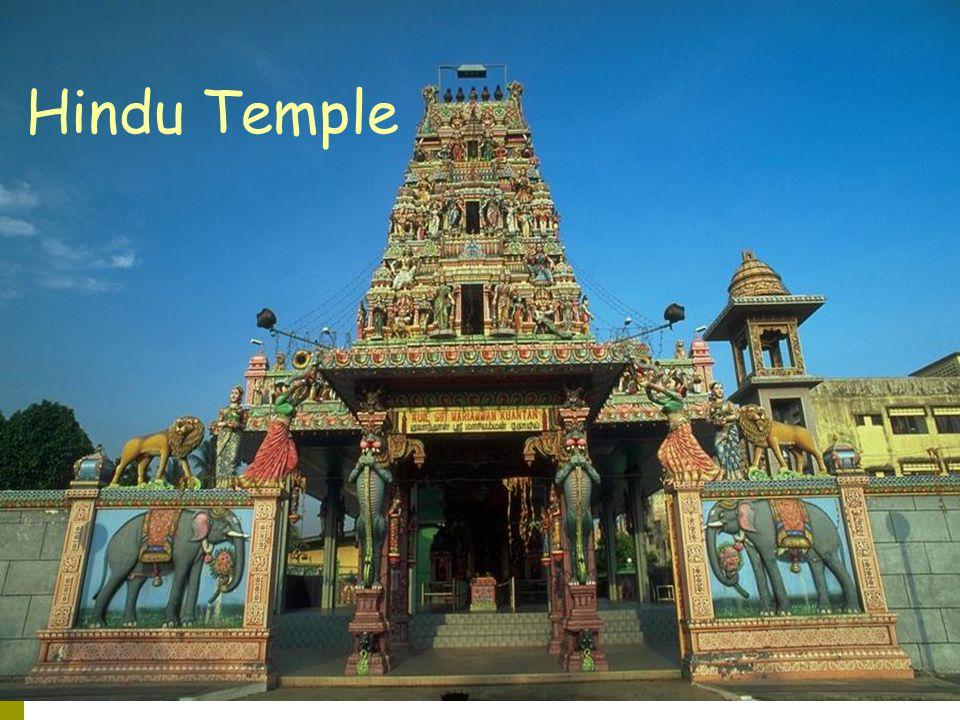 Globalization & Diversity: Rowntree, Lewis, Price, Wyckoff 53 Hindu Temple
