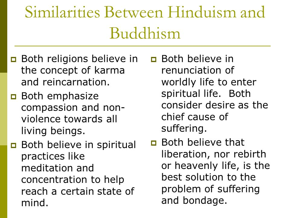 What do Hindus believe. 1. Brahman -the eternal being - created and preserves the world.