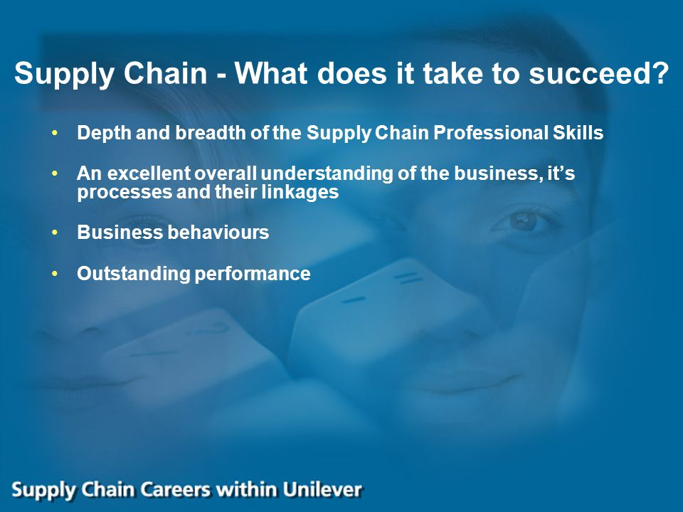 Building Careers - Key Principles Successful careers are based on outstanding performance founded on skills, competencies and experience Experience Professional Skills Leadership Competencies Performance