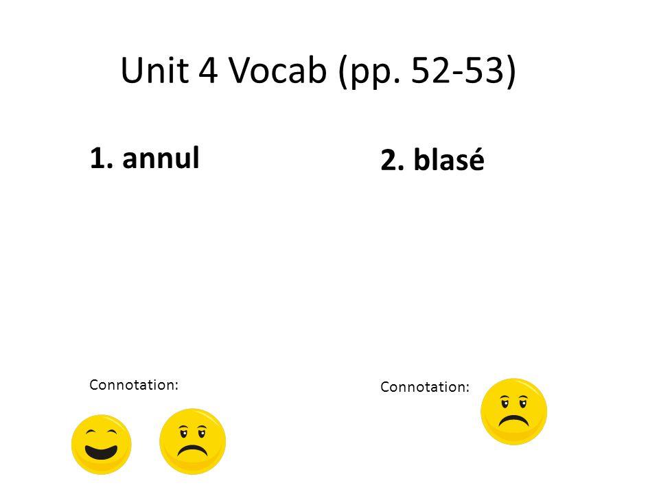 4. deplore Connotation: 3. bolster Connotation: