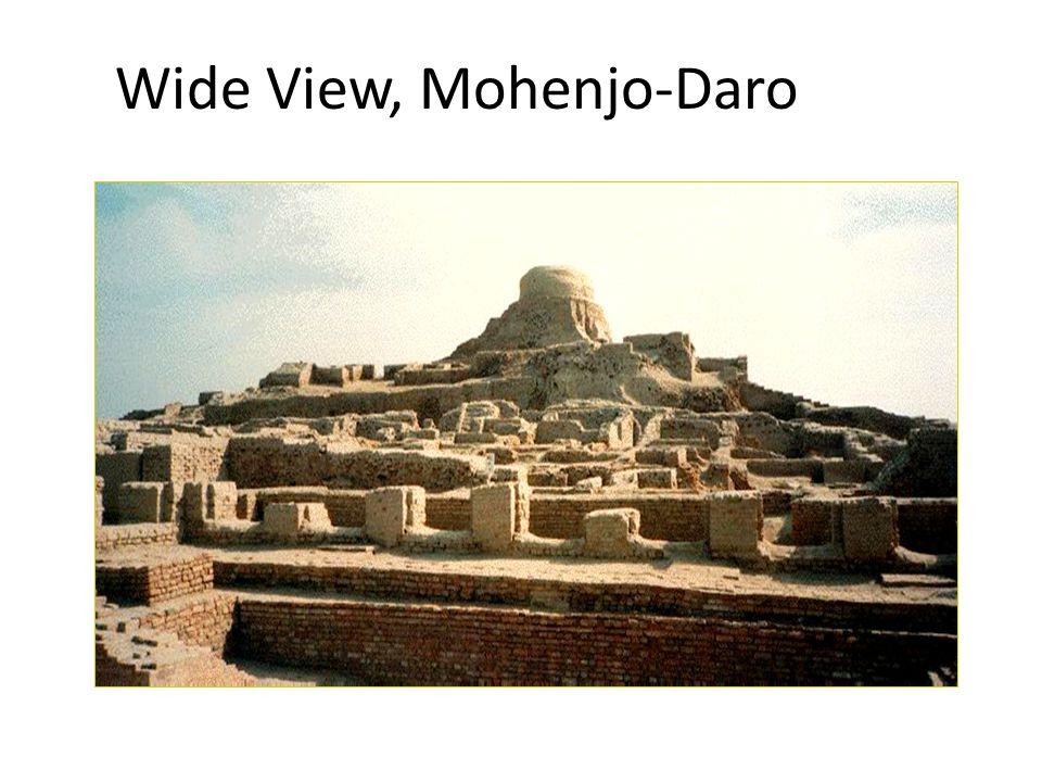 Main Street, Mohenjo-Daro