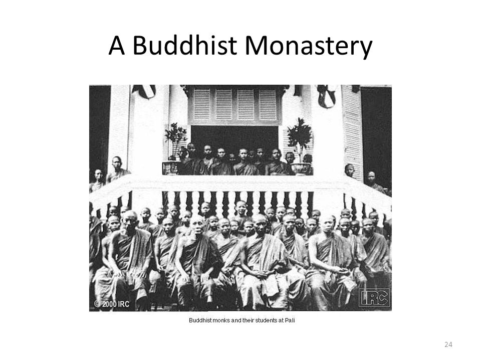 A Buddhist Monastery 24