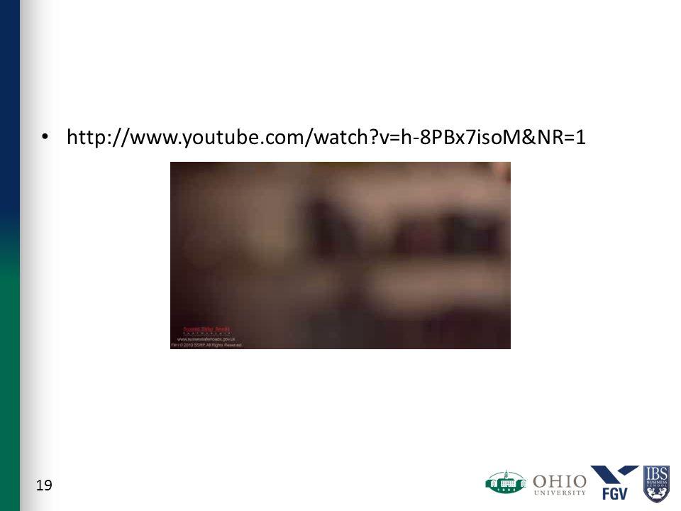 http://www.youtube.com/watch v=h-8PBx7isoM&NR=1 19