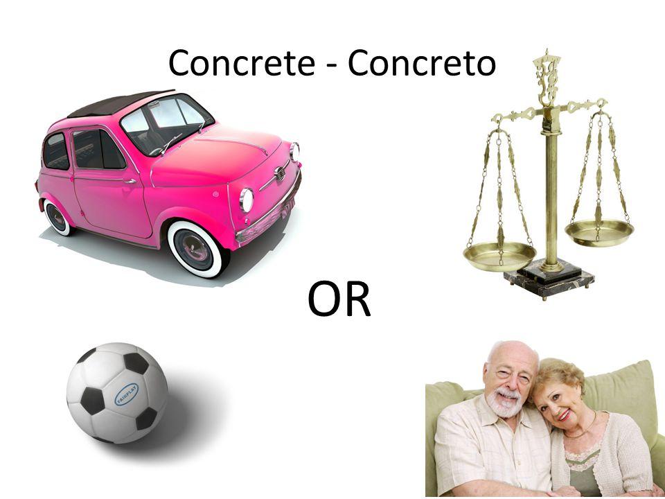 Concrete - Concreto 52 OR