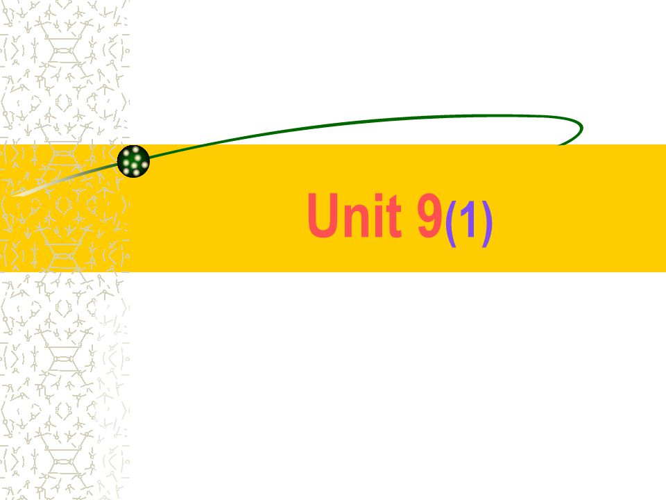 Unit 9 (1)