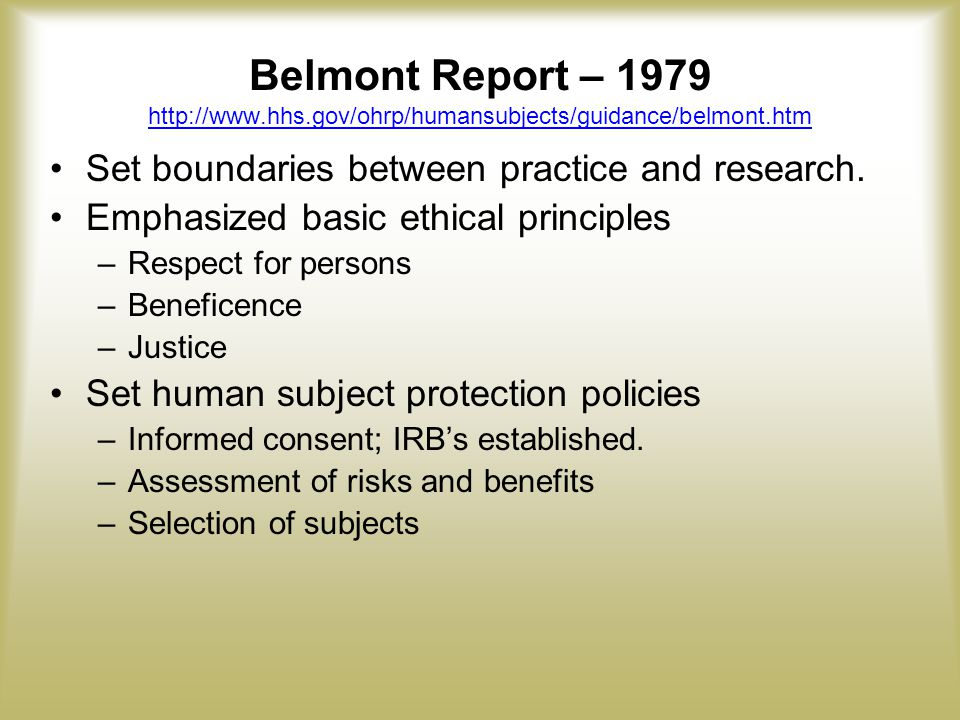 Bayh-Dole Act of 1980 Designed to promote use, development and promotion of technology invented with federal funding.