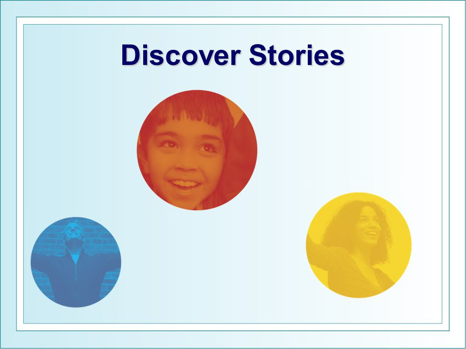 Discover Stories