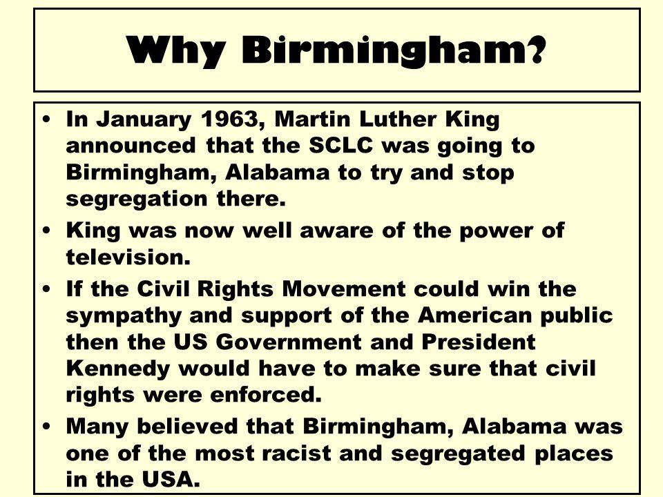 Why Birmingham.