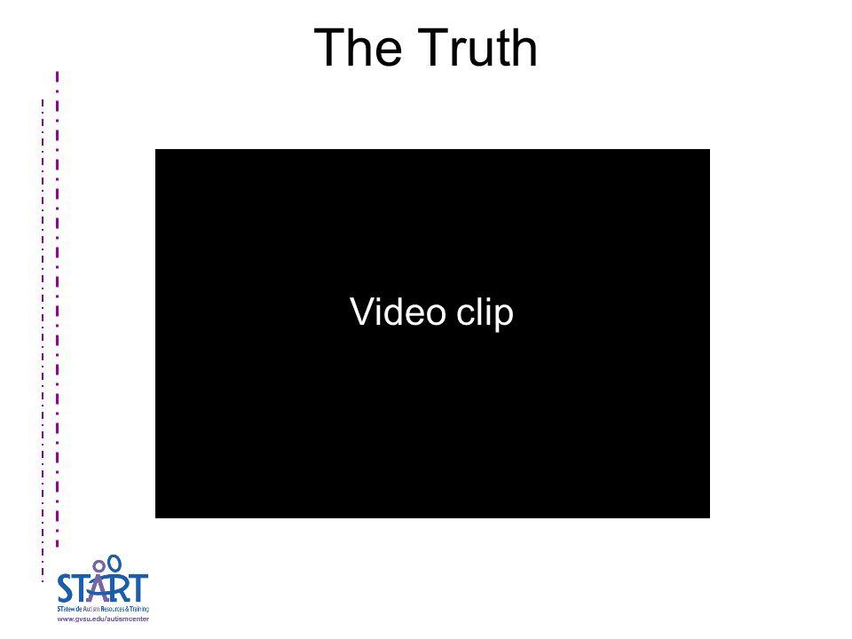 The Truth Video clip