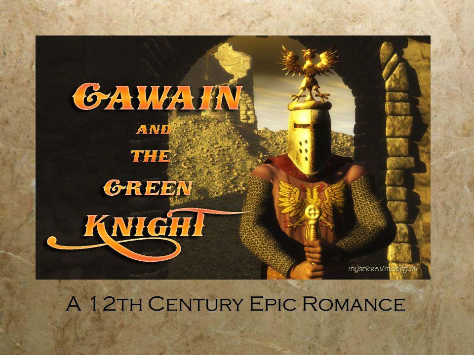 A 12th Century Epic Romance