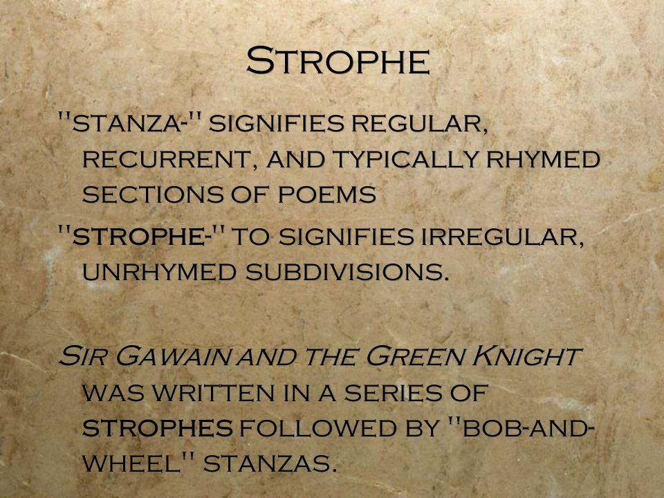 Strophe