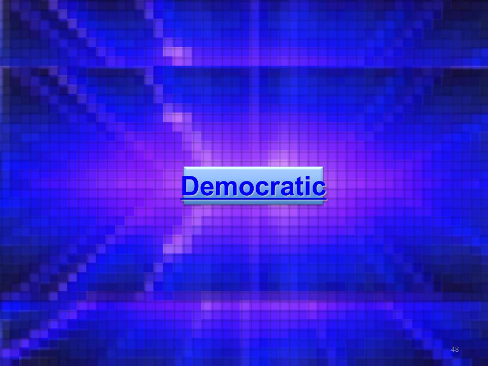 48 Democratic