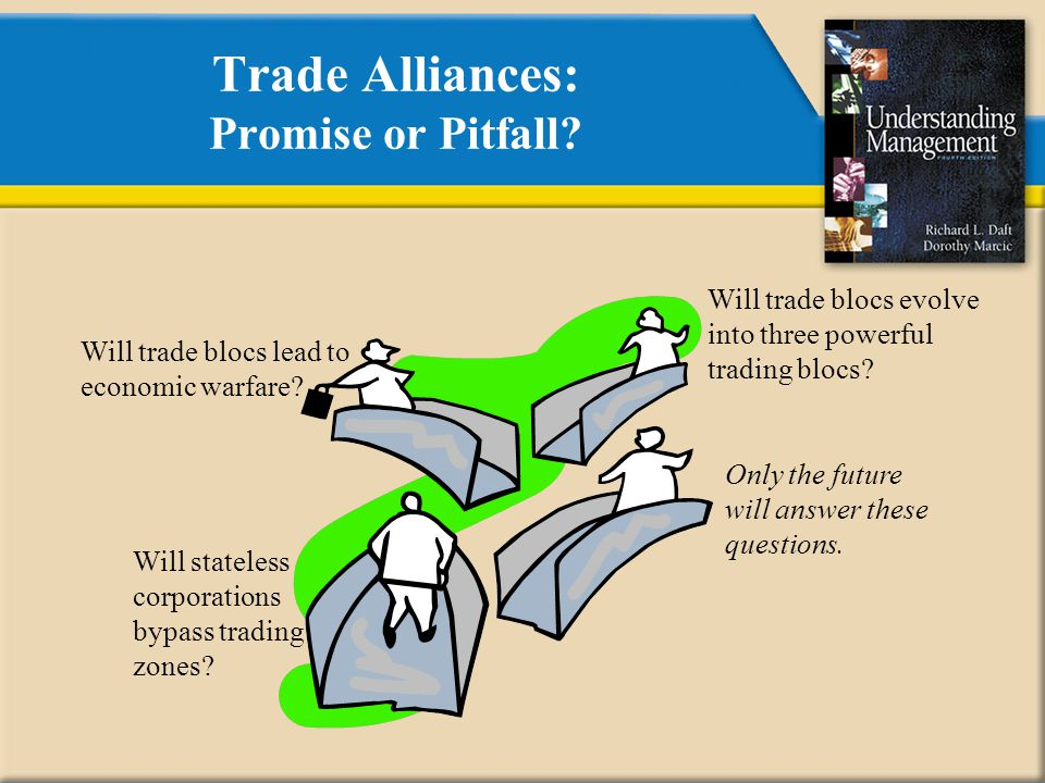 Trade Alliances: Promise or Pitfall.Will trade blocs lead to economic warfare.