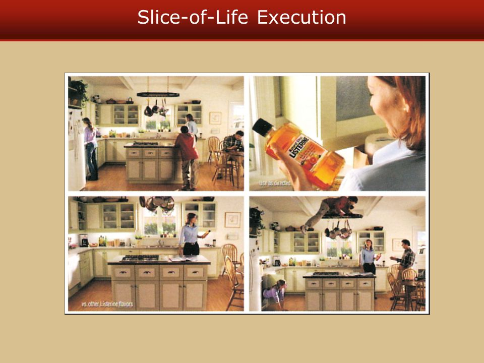 Slice-of-Life Execution