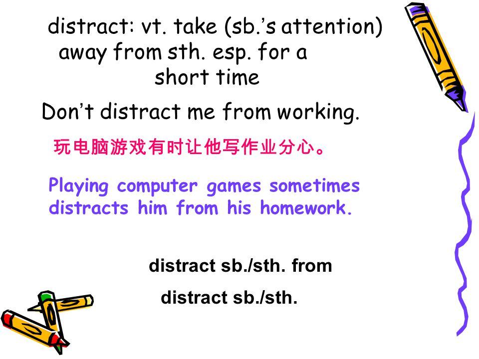 interrupt: v.