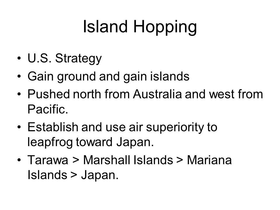 Island Hopping U.S.