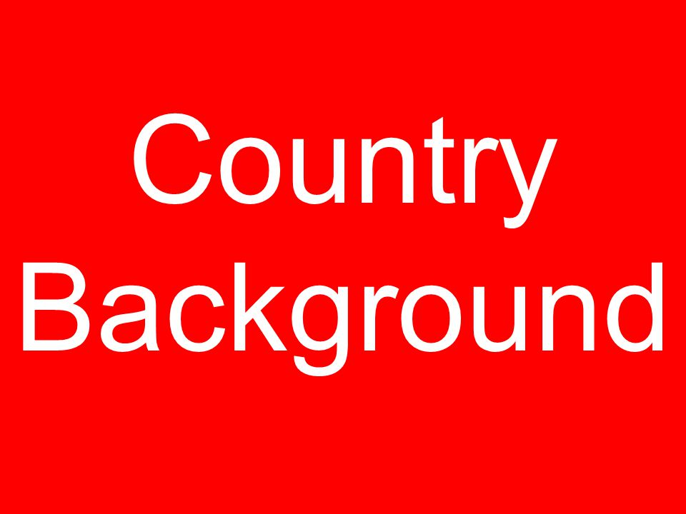 Country Background