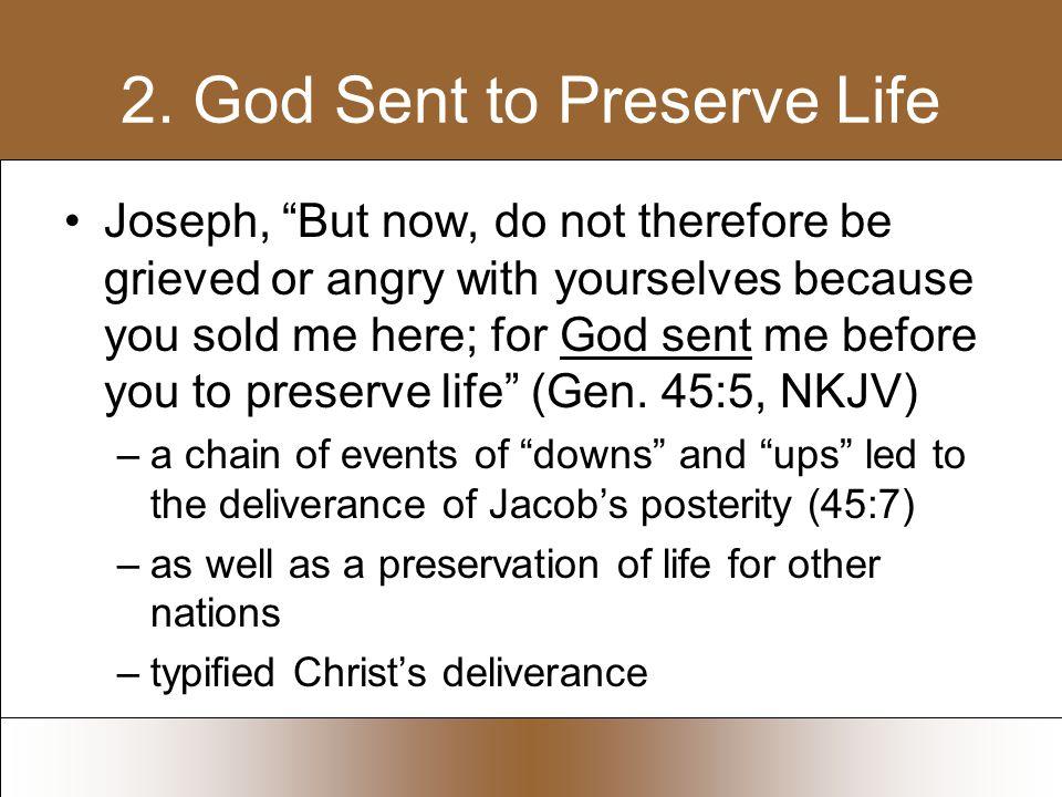 Jesus & Joseph brought a bad report of brethren (Gen.