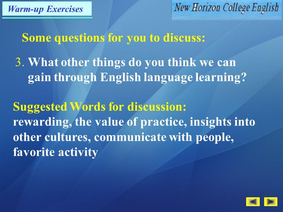 Exercises — Translation P.9 2.