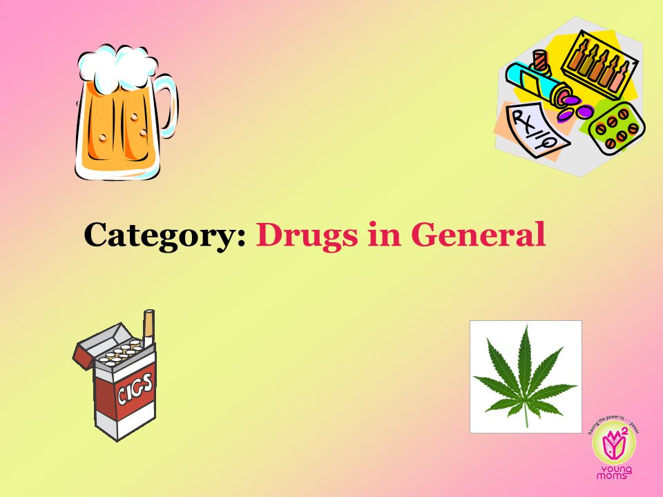 Category: Drugs in General