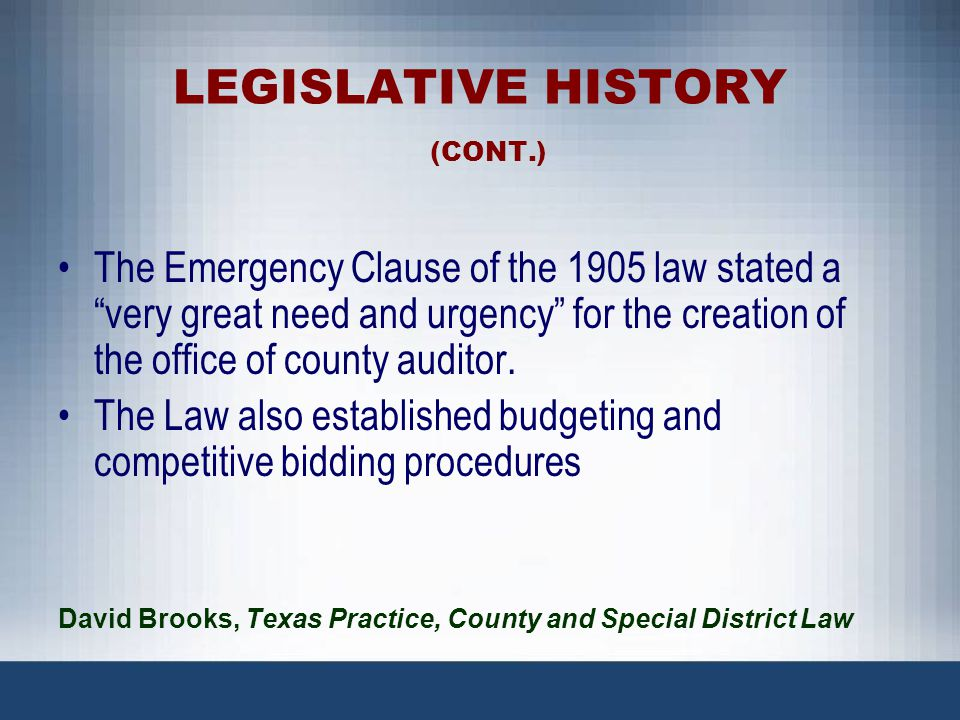 28 Commissioners Court of Harris County v.