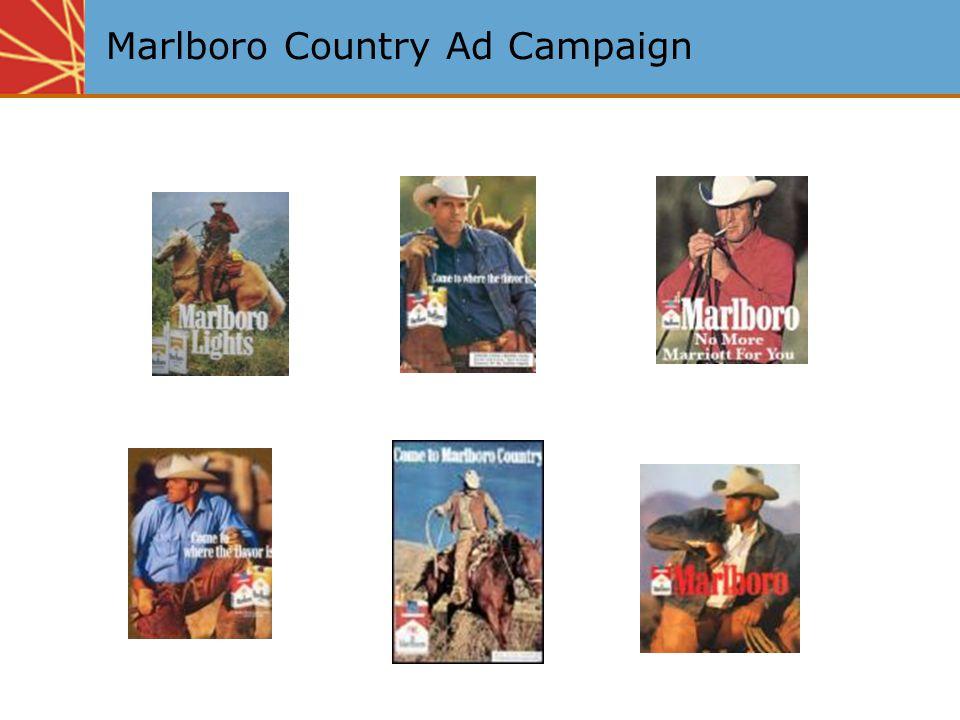 Marlboro Country Ad Campaign
