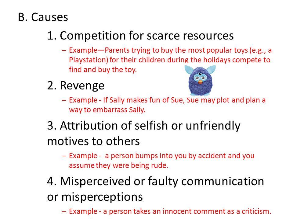 B.Causes 1.