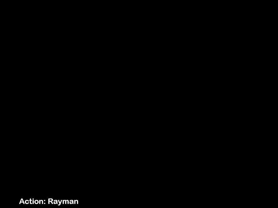 Action: Rayman