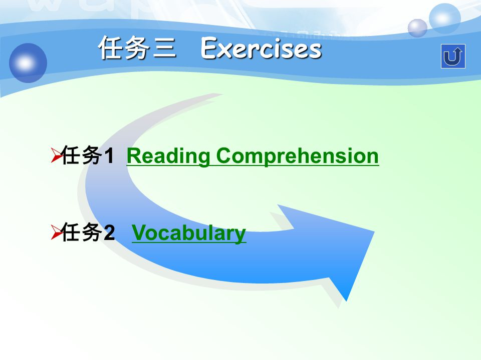 "4.That's why it's possible, as the saying goes, to ""read someone like a book"". (Para.4, L.4~5 ) Sentence Study 解析: As the sayings goes: ""The early bir"