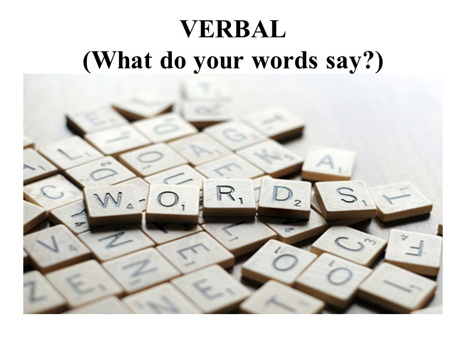 VOCAL (What does your voice convey?)