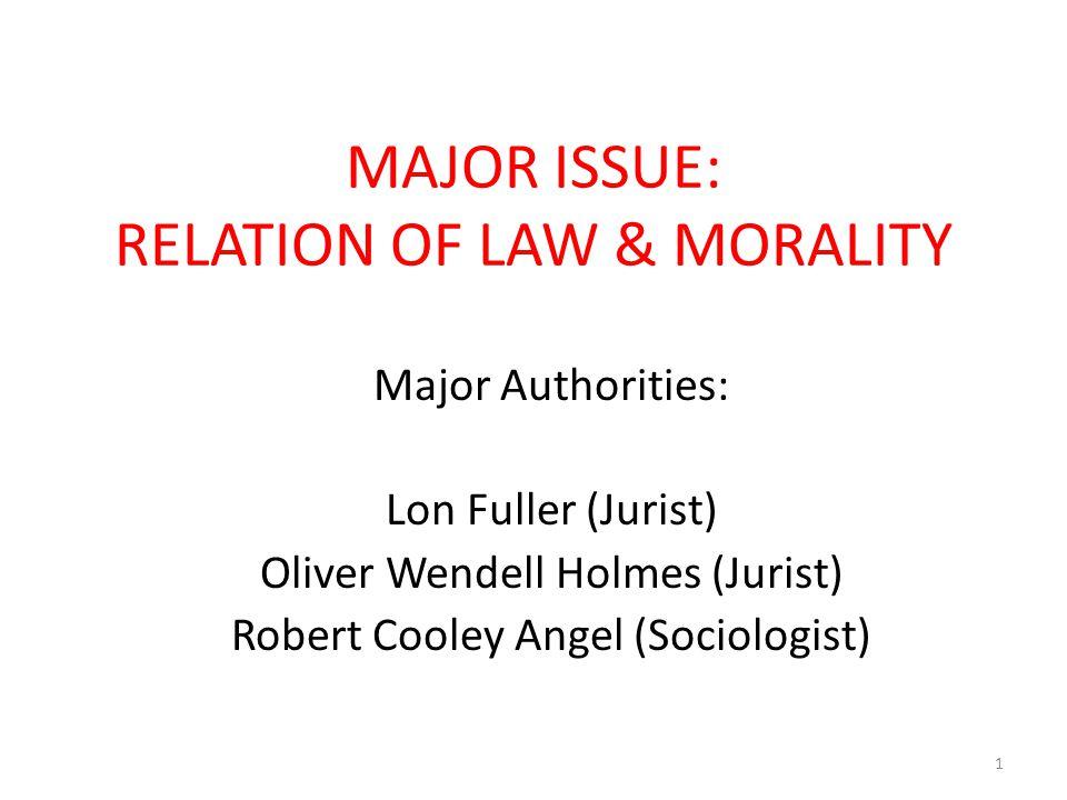 FULLER: BAD LAW (7,8) 7.
