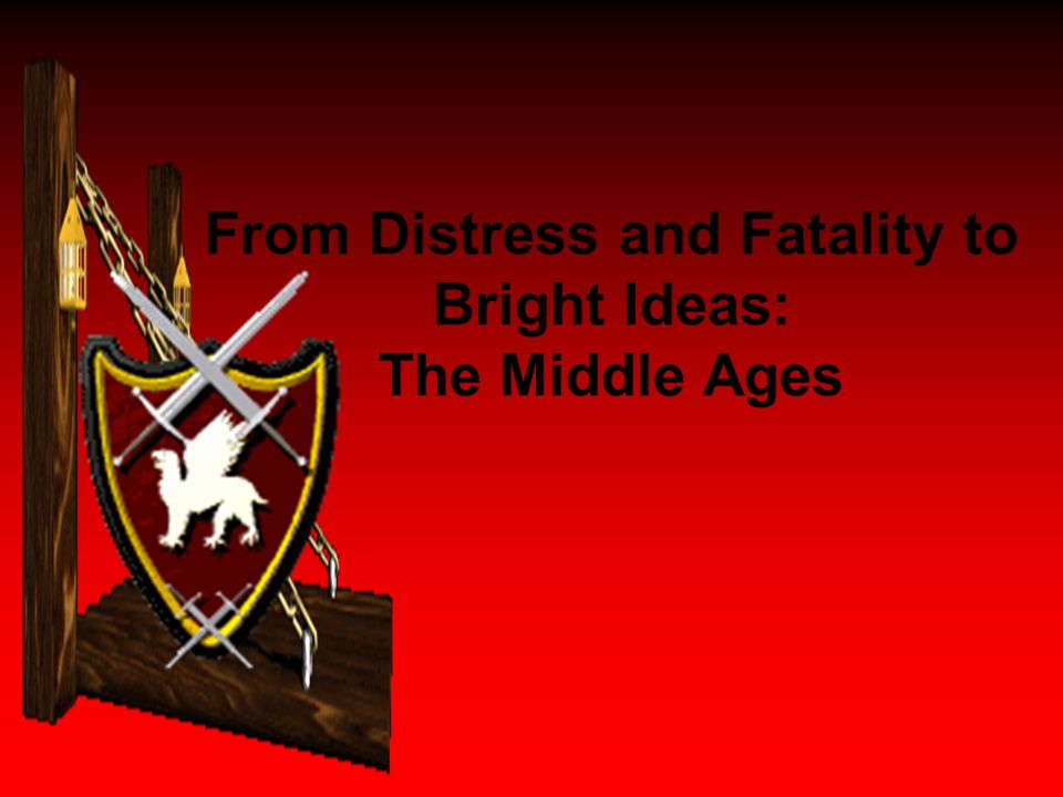 Life In The MiddleAges Middle Ages