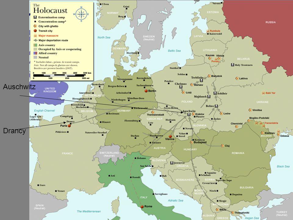 Auschwitz Drancy