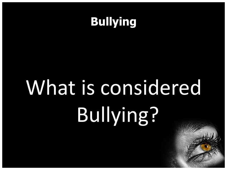 Cyber Bullying Includes: Death Threats Sending someone a virus Hacking into an email account Disrupting a person's playing experience in an online game Intentionally embarrassing someone among peers Sexting which is sending nude or semi-nude pictures via electronic means.