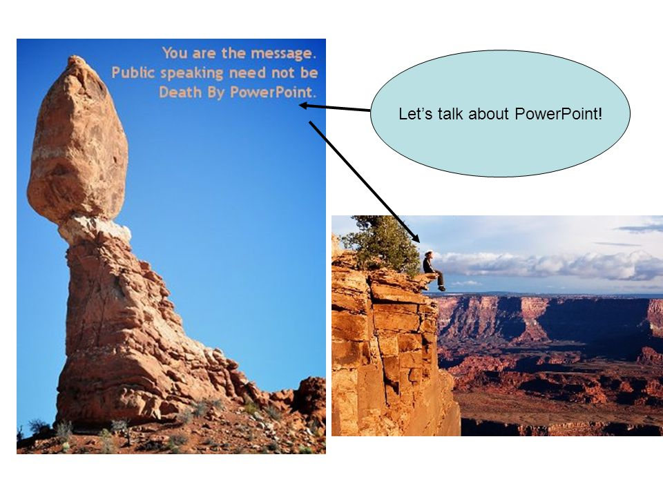 Let's talk about PowerPoint!