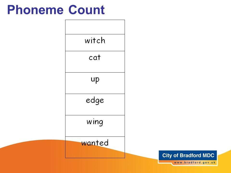 Phoneme Count