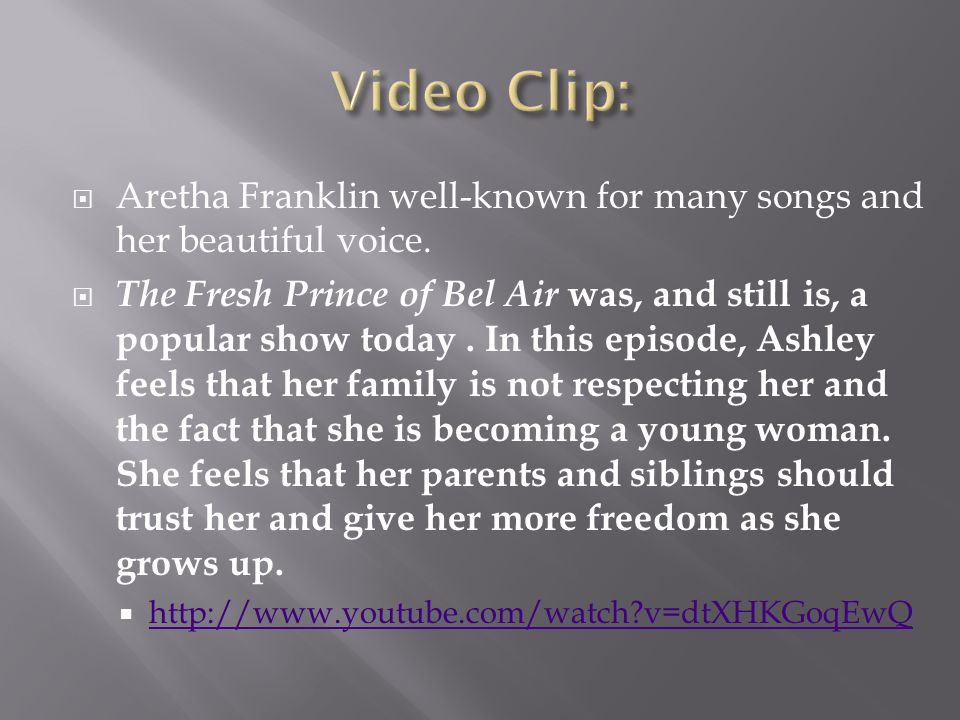  Aretha Franklin well-known for many songs and her beautiful voice.