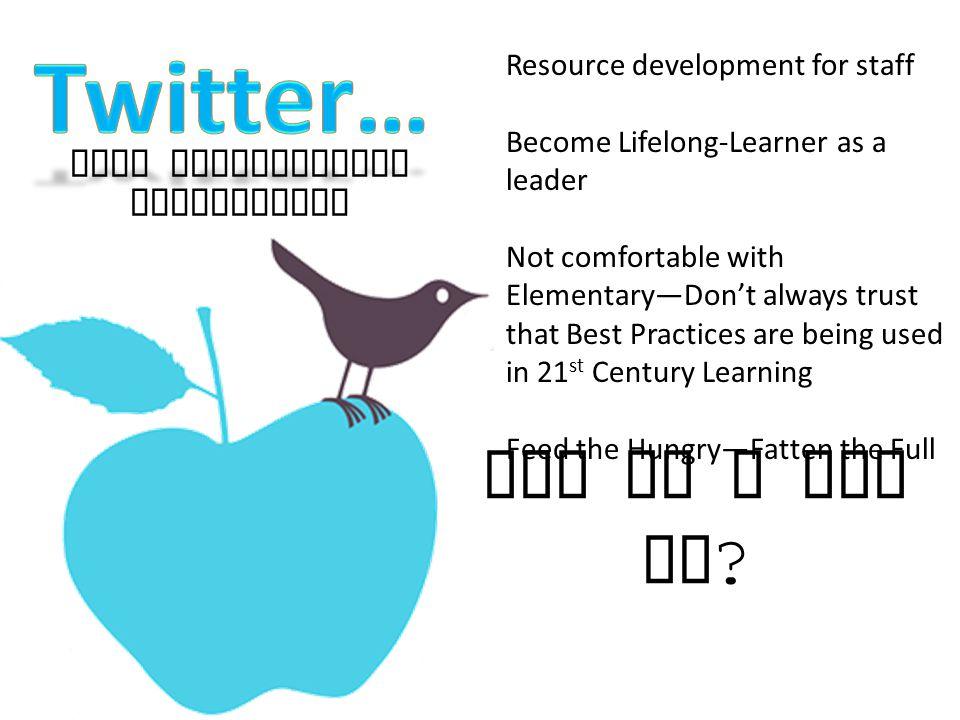 Free Professional Development Take a Live Look ? #edchat Twitter Stream