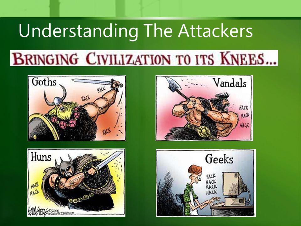 Understanding The Attackers