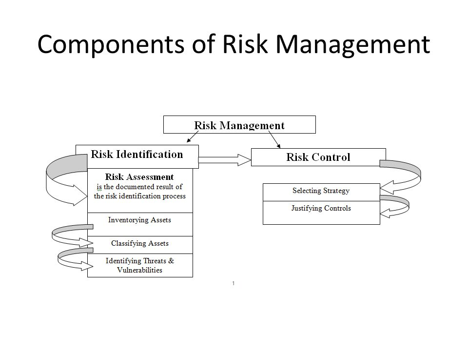Components of Risk Management