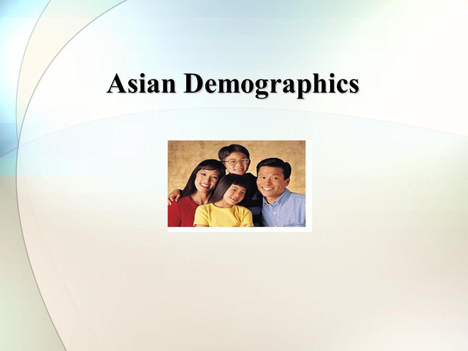 Asian Demographics