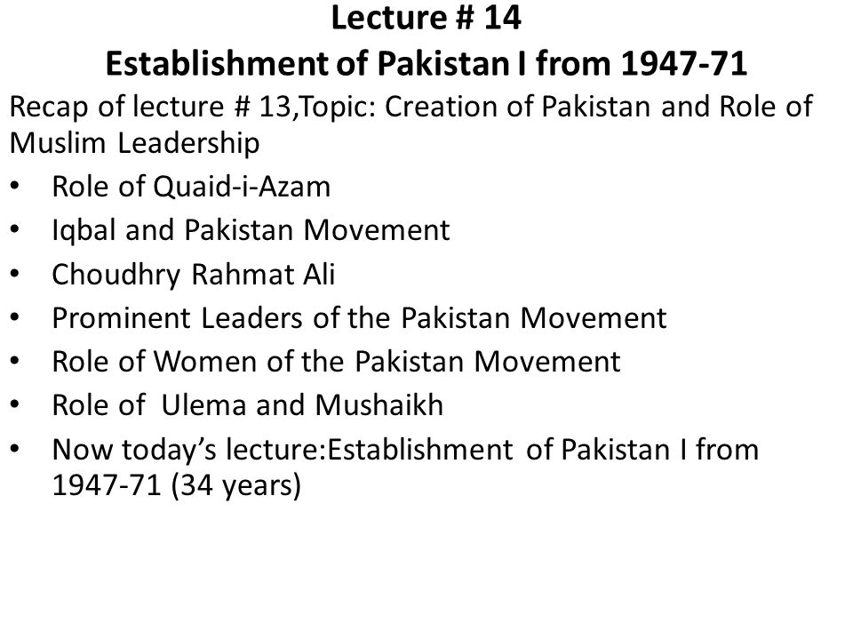 Cont.This relationship declined in 1965, when another war with India broke out over Kashmīr.