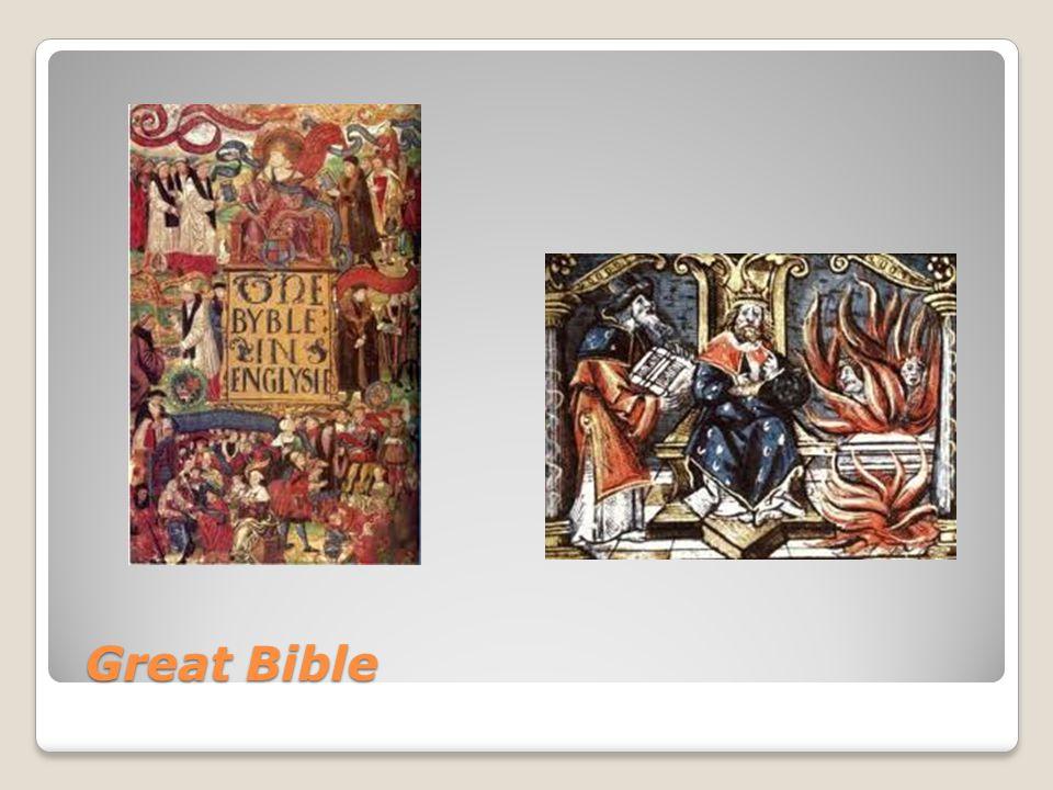 Great Bible Great Bible