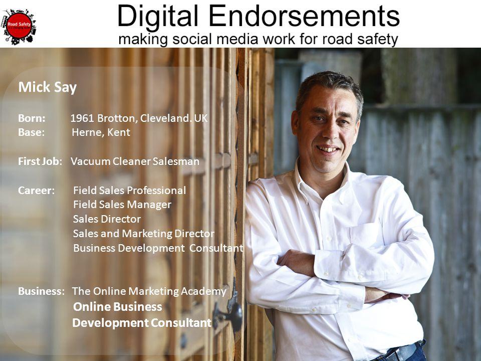 @micksay mick@micksay.com the www TimBL December 1990