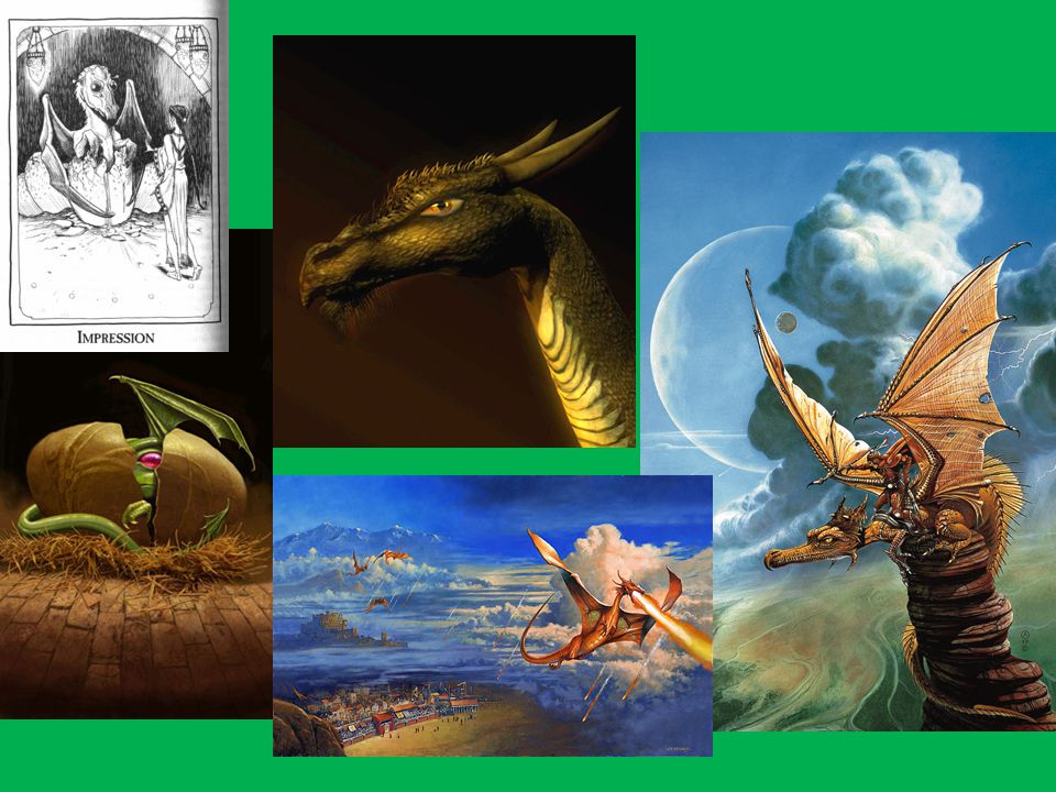These are examples from other stories about Pern.